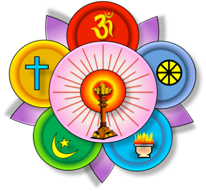 Sarva Dharma - Religions - Icon